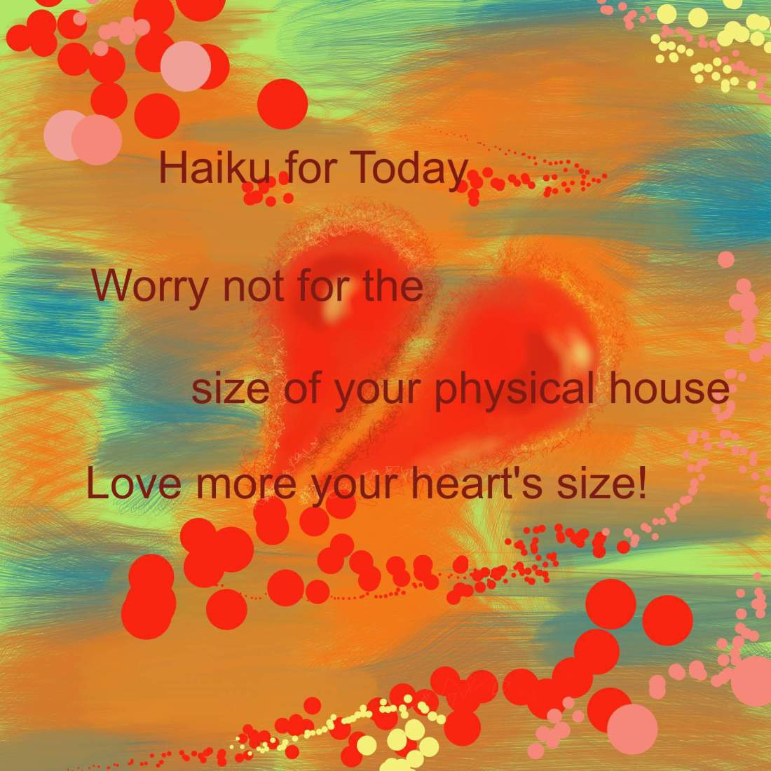 haikubrokenheart